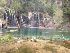 Hanging Lake, Colorado - May 2015