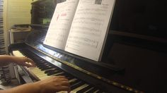 Gavotte by Benjamin Carr Piano Adventures lesson book 3B - YouTube