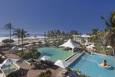 Sheraton Mirage Resort & Spa Gold Coast - Resort Aerial