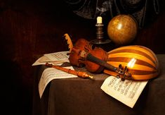 Musical Vanitas - Kevin Best - pictures, photography, photo art online at LUMAS