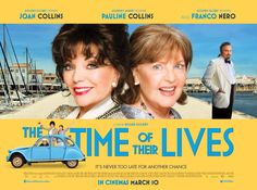 Joan Collins & Pauline Collins have The Time Of Their Lives in new trailer   Live for Films