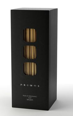 Primvs Pasta - #packaging #graphic
