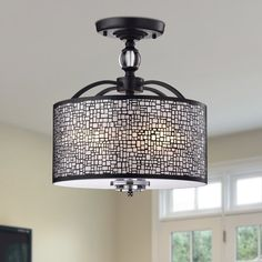 You'll love the Weyer 3-Light Semi Flush Mount at Wayfair - Great Deals on all Lighting products with Free Shipping on most stuff, even the big stuff.