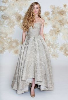 Spectacular Glamorous Couture Favorites for Fall Wedding Dress