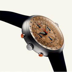 Dezeen » Blog Archive » Ikepod wristwatches by Marc Newson