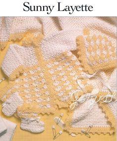 1c0c21b73 88 Best Crochet Baby Blanket (layettes) images