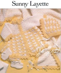 1000+ images about Crochet patterns baby on Pinterest ...