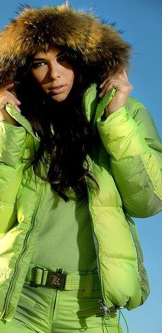 Ski and apres ski / karen cox.  Winter is coming !!! / Designer Women's Fashion