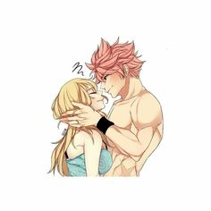 Fairy Tail Natsu et Lucy Fairy Tale Anime, Fairy Tail Art, Fairy Tail Guild, Fairy Tail Ships, Fairy Tales, Fairy Tail Family, Fairy Tail Couples, Fairytail, Gruvia
