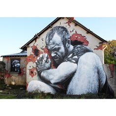 """Amazing work by #MTO #StreetArtGlobe #streetart  www.UpFade.com"""