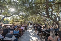 """For their rustic wedding, the couple ventured out to celebrate in the picturesque Texas Hill Country. Cortlyn and Pate tied the knot in a simple outdoor ceremony where towering willow trees provided a natural canopy. Following the ceremony, the couple joined 200 loved ones for a charming barn reception. Notes the bride: """"Florals, eucalyptus, and candles were a key element in keeping a soft and romantic vibe inside the rustic barn.""""   #venue #wedding #country #texan #rustic #marine"""