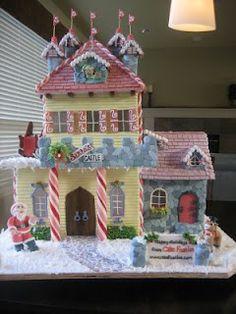 Cake Fixation: Gingerbread