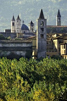 Ascoli Piceno, Le Marche, Italy