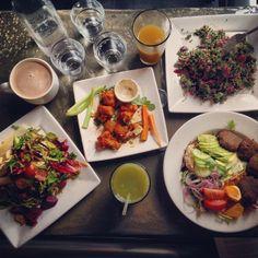Sage Vegan Bistro in Los Angeles and Culver City, CA