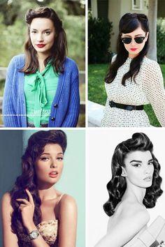 IT STYLE. BLOG de moda » Peinados vintage.