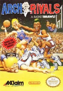 Arch Rivals.  Loved this game