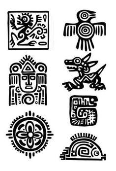 Items similar to Maya Aztec Set – Temporary tattoos (Choose your fav) on Etsy - tattoo tatuagem Aztec Art, Native Art, Tattoos, Tribal Art, Temporary Tattoos, Art, African Art, Mayan Art, Mexican Art