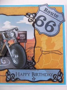 163 2 00 more card designs cards harley birthday cards
