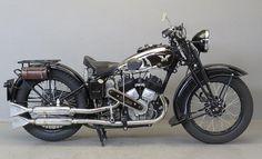 Matchless model x 1932