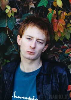 THOM YORKE / RULES!, qwerrie: NME session by Kevin Cummins - Leeds, UK,...