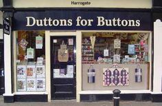Duttons for Buttons  Oxford Street  HARROGATE  North Yorkshire  England  HG1 1QE    Tel: 01423 502 092  Fax: 01423 528 777    Shop opening hours  9.00 am to 5.30 pm  Monday to Saturday    email Duttons   www.duttonsforbuttons.co.uk