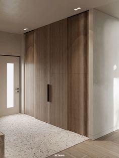 Wardrobe Door Designs, Wardrobe Design Bedroom, Closet Designs, Closet Bedroom, Bedroom Decor, Home Room Design, Home Interior Design, Apartment Interior, House Rooms