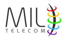 Desenvolvimento de Logo - Mil Telecom