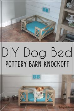 Good Photo DIY Dog Bed - Pottery Barn Knockoff - This adorable X frame dog bed h. Good Photo DIY Dog Bed – Pottery Barn Knockoff – This adorable X frame dog bed h… , Metal Dog Kennel, Diy Dog Kennel, Diy Dog Bed, Diy Bed, Dog Bed Frame, Dog Frames, Dog Bunk Beds, Pet Beds, Cheap Dog Kennels