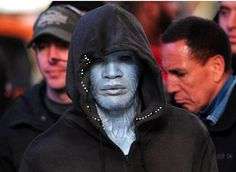 No Smurf Joke Could Possibly Describe How Horrible Jamie Foxx Looks In The Amazing Spider-Man 2