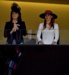 Princess Beatrice Photos - Guests Celebrate Ladies Day at Royal Ascot Day Three - Zimbio