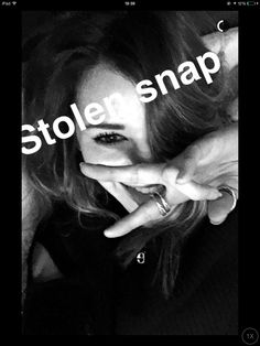 Eleanor on max's snapchat ah  it's depressing how good looking she is :(