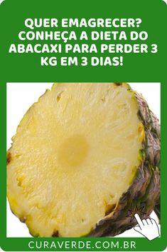 Quer Emagrecer? Confira Dieta do Abacaxi Para Perder 3 kg em 3detox Dias.  Você está em busca de uma forma de emagrecimento rápida e natural? Descubra a Dieta do Abacaxi e saiba como perder 3 quilos em 3 dias!   #abacaxi #dietadoabacaxi  #dieta  #batatadoce @emagrecer  @perderpeso   #chuchu Skin Detox, Detox Plan, Natural Detox, Spirulina, Pineapple, Health Fitness, Food And Drink, Low Carb, Keto