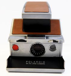 Sx-70 Land Polaroid Camera. Timeless.