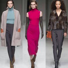 o desfile da Salvatore Ferragamo, que colocou tendências e cores em cada detalhe de seus looks. A coleção é bonita, prática e chique.⭐ #salvatoreferragamo #fashionshow #inspirations #fall2017 #collection #mfw