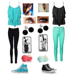 Bff outfit it is very nice conbitation Twin Outfits, Teen Fashion Outfits, Outfits For Teens, Summer Outfits, Cute Outfits, Emo Outfits, School Outfits, Best Friend Outfits, Best Friend Shirts
