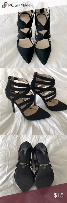 Charlotte Russe Heels In perfect condition Charlotte Russe Shoes Heels