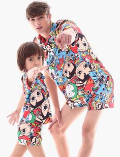 Thais Gusmão Shop - Pijama Infantil Toy Art Heróis Thais Gusmão 2014 IDcComics I Batman I Superman I Flash I Wonder Woman