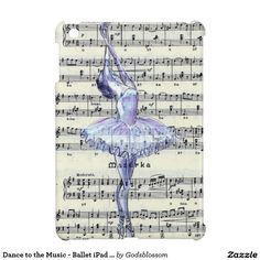 Fine art Ballet print on sheet music Dance Like No One Is Watching, Just Dance, Art Ballet, Ballet Music, Ballet Dancers, Ballet Shoes, Illustration Mode, Ballet Beautiful, Amazing Art