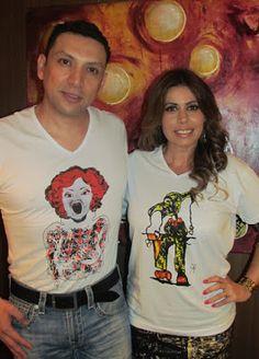 """♥ Énorme Succès de Rubén Torrego em Exposição """"ANDANÇAS"""" no espaço Bravin Restaurante ♥ SP ♥  http://paulabarrozo.blogspot.com.br/2015/12/enorme-succes-de-ruben-torrego-em.html"""