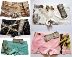 Realtree Color Camo Boy-shorts - which color would you pick?