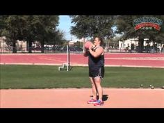 ▶ Mega Drills for the Shot Put - YouTube - We do this and it works!!