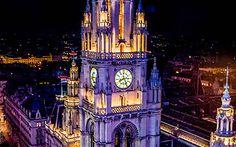 Central Europe, Big Ben, Innovation, Internet, Building, Travel, Viajes, Buildings, Destinations
