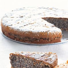 Austrian poppy seed cake without flour – Flourless poppy seed cake – Interesting Idea Loading. Austrian poppy seed cake without flour – Flourless poppy seed cake – Interesting Idea Austrian Desserts, Austrian Recipes, Paleo Dessert, Dessert Recipes, German Baking, Patisserie Sans Gluten, Poppy Seed Cake, Sweet Bakery, Low Carb Sweets