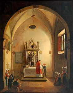 The great and glorious Catholic Mass.