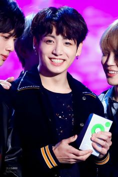 Your smile is everything #jungkook #bts