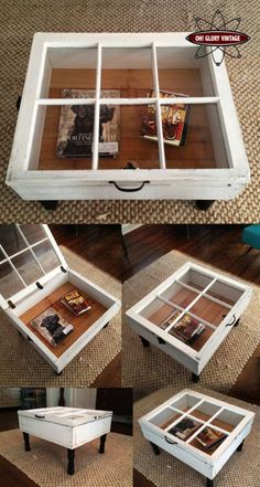 Before you throw away that old chair, take a look at these amazing ways of repurposing your old furniture.