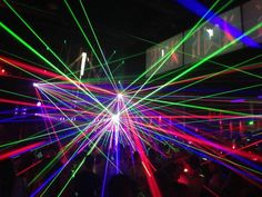 Lasers were invented