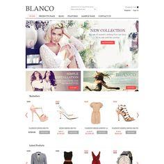 Blanco Responsive eCommerce WordPress Theme | Best WordPress Themes Download 2013