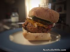 Check out this easy recipe for turkey burgers, a leaner alternative to regular beef burgers.
