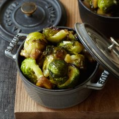 Maple-Roasted Brussels Sprouts | Food & Wine
